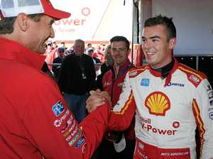 McLaughlin wins Saturday Supercars in Ipswich