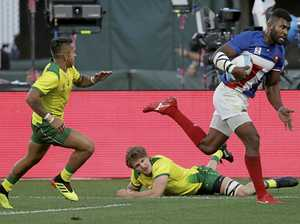 France ends Aussie men's Rugby World Cup Sevens dream