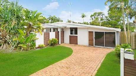 This house at 46 Yorlambu Pde, Maroochydore, has sold.
