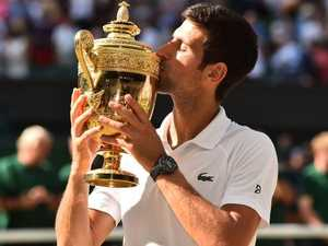 'I melted': Djokovic's emotional statement