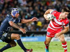 Dragons back on track as Cowboys fall again