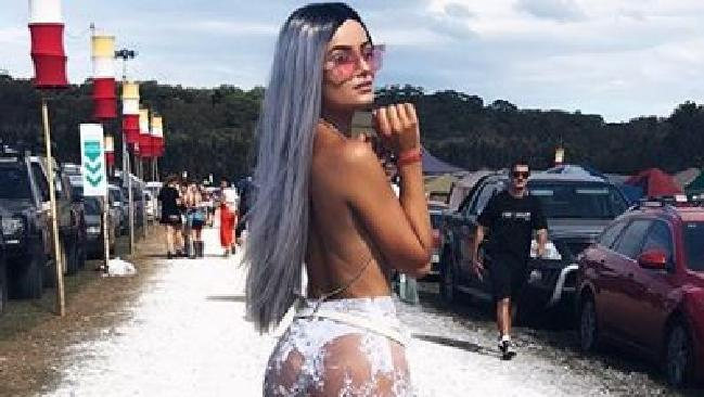 Wildest costumes at Splendour