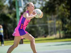 Netball - Priceline vs Brumbies Blazers - Riley