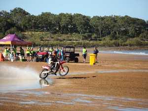 Grasstree Beach Bike Races, 2018.