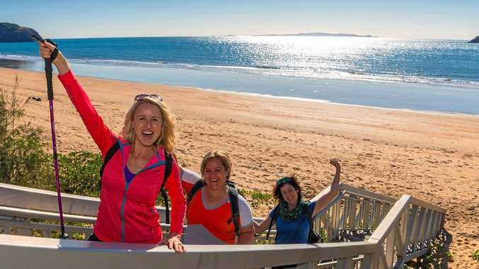 The trek of a lifetime for a group of Emu Park women