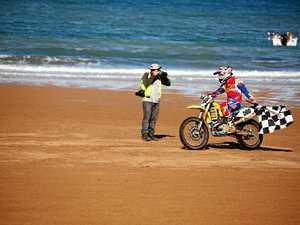 Grasstree Beach Motorbike Races