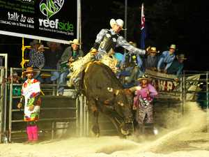 Bullarama brings bull riding action to the Whitsundays