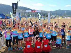 Athletes get going at Airlie Beach Running Festival