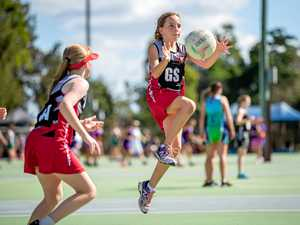 GALLERY: Gympie netball stars shine at carnival