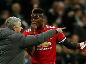 Pogba sensationally snubbed as new United skipper
