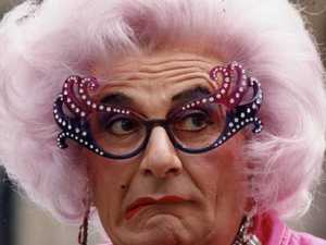 Barry Humphries' fall from grace after hateful rant