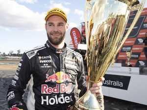 SVG wins to keep status quo in Supercars title fight