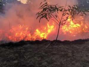 Brooklands fire