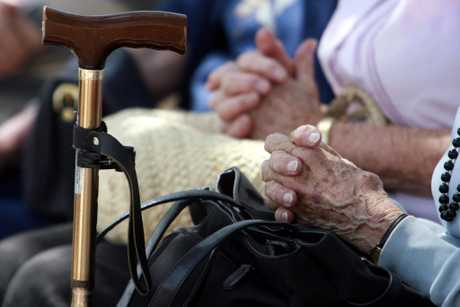 Arthritis doesn't only affect the elderly, but they can be the worst hit by it.