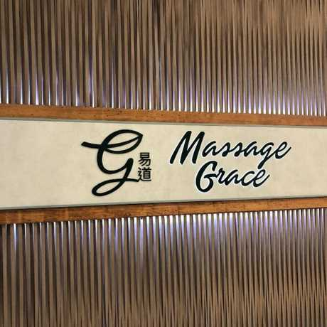 Massage Grace opened at Grand Central.