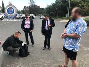 Strike Force Trawler arrest