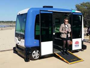 Robot cars get Coffs Harbour green light