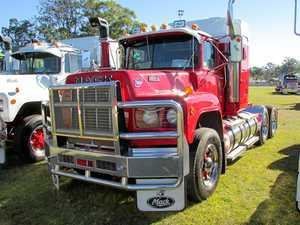 Wauchope Yesteryear Truck Show