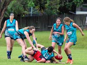 Breakthrough for Breakers women