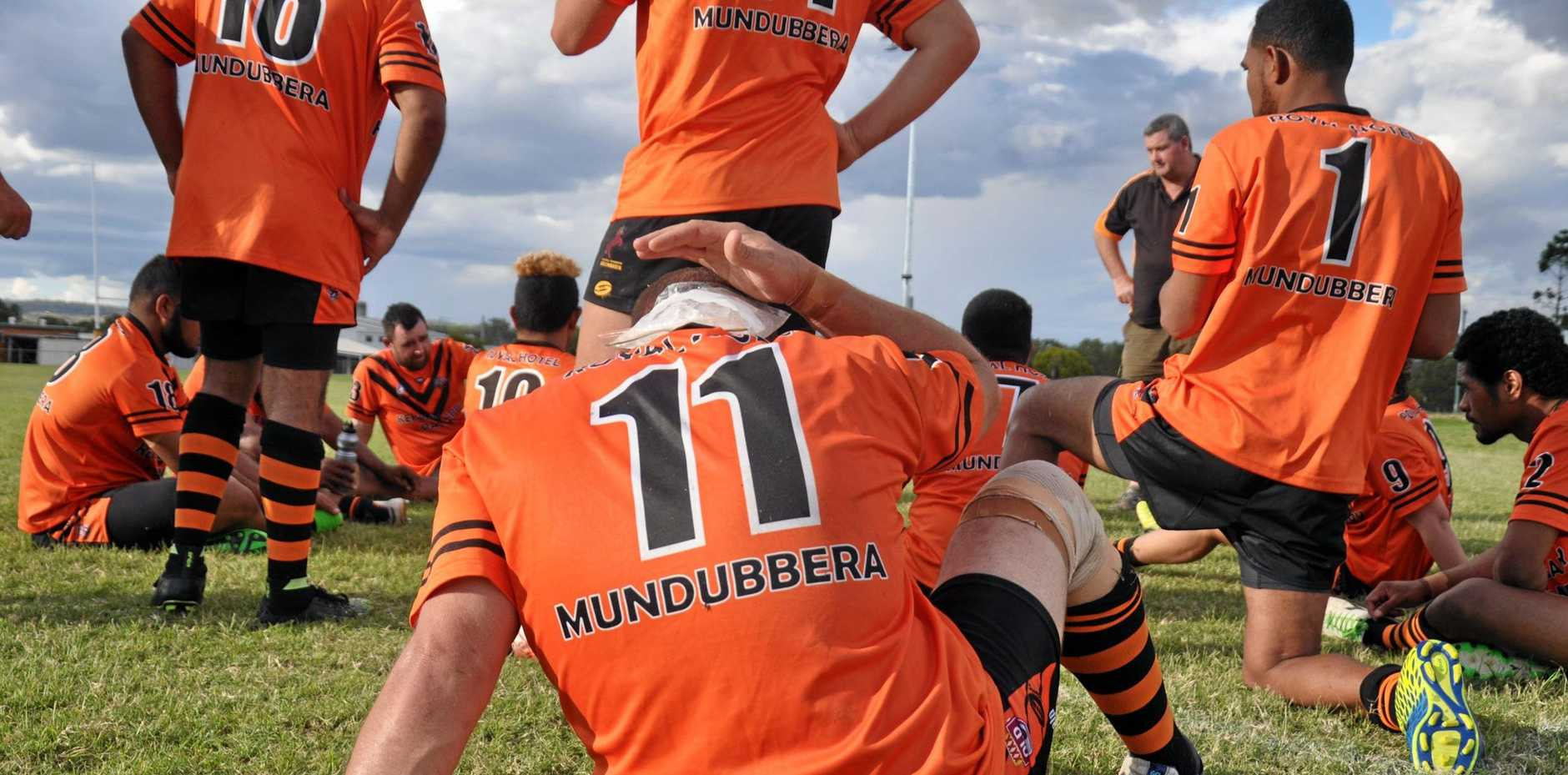 UNCERTAIN: Mundubbera stalwart Cameron MacDonald has fears for the future of the Central Burnett Rugby League.