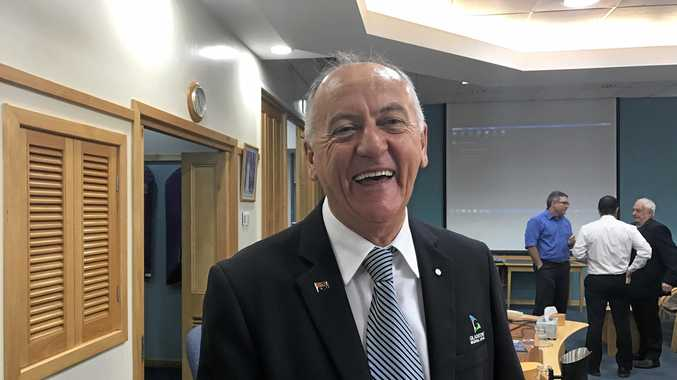 HUMBLE: Gladstone Region councillor Glenn Churchill was defeated by Ken O'Dowd in LNP pre-selection for Flynn.