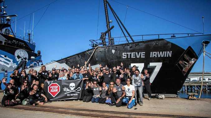 Sea Shepherd have Adani in their sights with Operation Reef Defence.