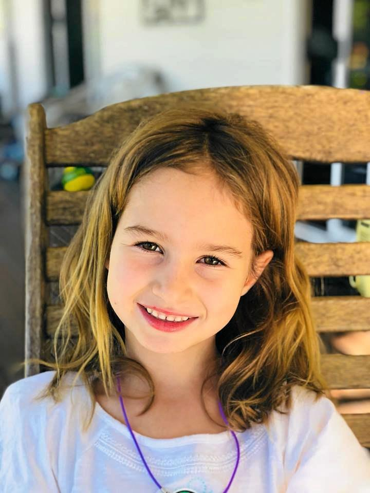 FLY HIGH: The funeral for six-year-old Indie Armstrong will be held today at Gregson and Weight Chapel in Buderim.