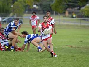 Rebels go down to all but end finals hopes
