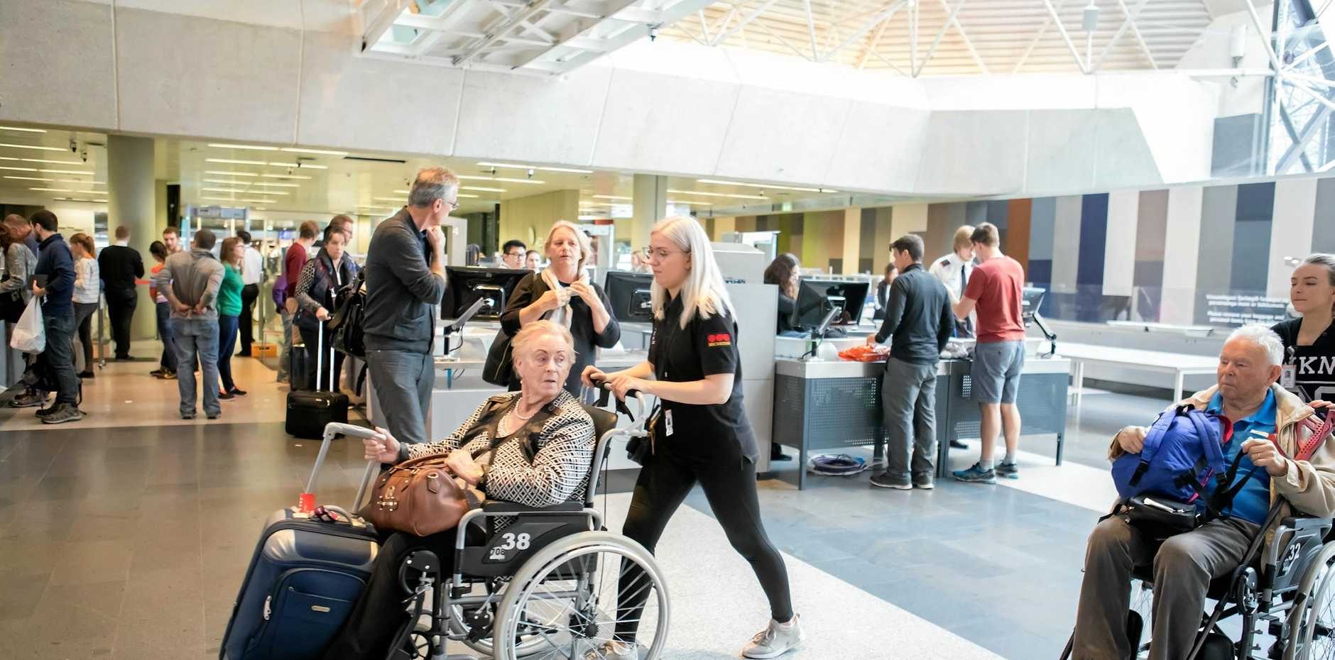 SPECIAL TRAVEL:  Travel With Special Needs aims to service travellers and their carers with the jobs of researching travel options, planning the trip and then booking the trip.