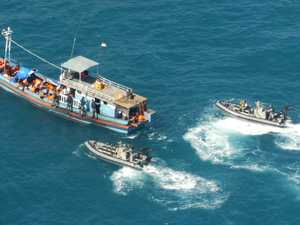 600 people smugglers arrested in five years