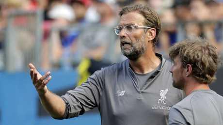 Liverpool manager Jurgen Klopp was not impressed.