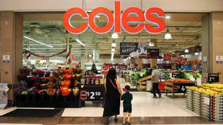 Coles will be listed separately on the Australian Securities Exchange. Picture: Aaron Francis.