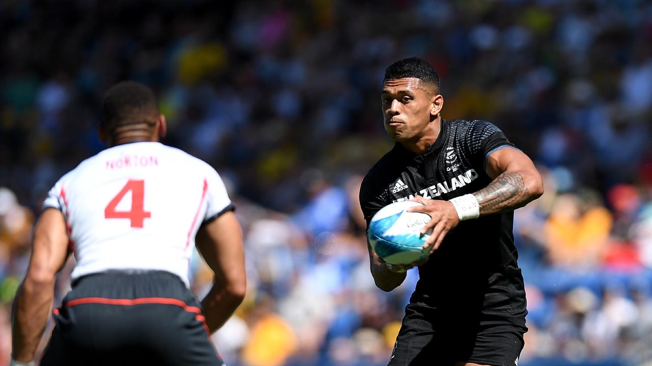 England are taking on New Zealand in the Rugby Sevens World Cup Final.