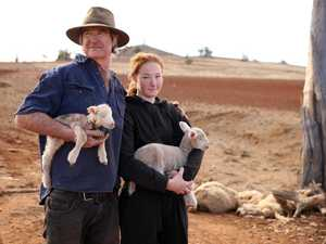 How Aussies saved a farmer: 'I've cried a thousand tears'