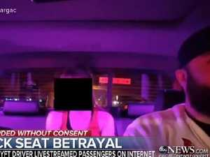 Uber driver secretly filmed over 700 passengers