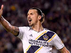 'I would be the President': Zlatan's latest outlandish boast