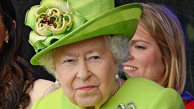 The Queen was 'absolutely fuming' over false death rumours about Prince Philip. Picture: AFP