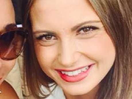 Elizabeth Hasler smashed her victim's nose, cheek and teeth.