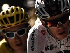 Froome to sacrifice TdF history for teammate