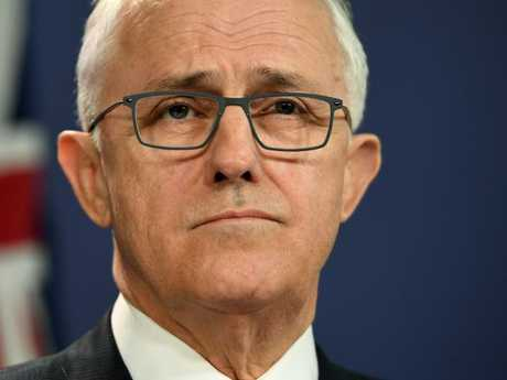 A win in one of two marginal seats would be good news for Malcolm Turnbull, with no government having won a seat from the opposition in a century of by-elections. Picture: AAP Image/Joel Carrett