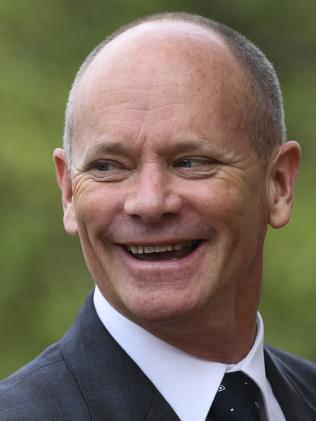 Former Queensland premier Campbell Newman. Picture: AAP Image/Lukas Coch