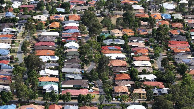 Deloitte's report cites better times ahead for housing construction in Queensland.