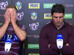 Barrett unleashes after record defeat