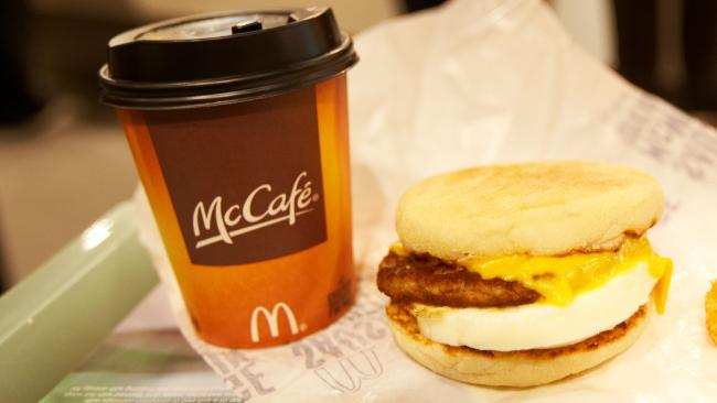 McDonalds will hand out half a million free coffees today.