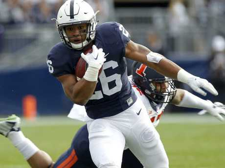 Big things are expected of Saquon Barkley.