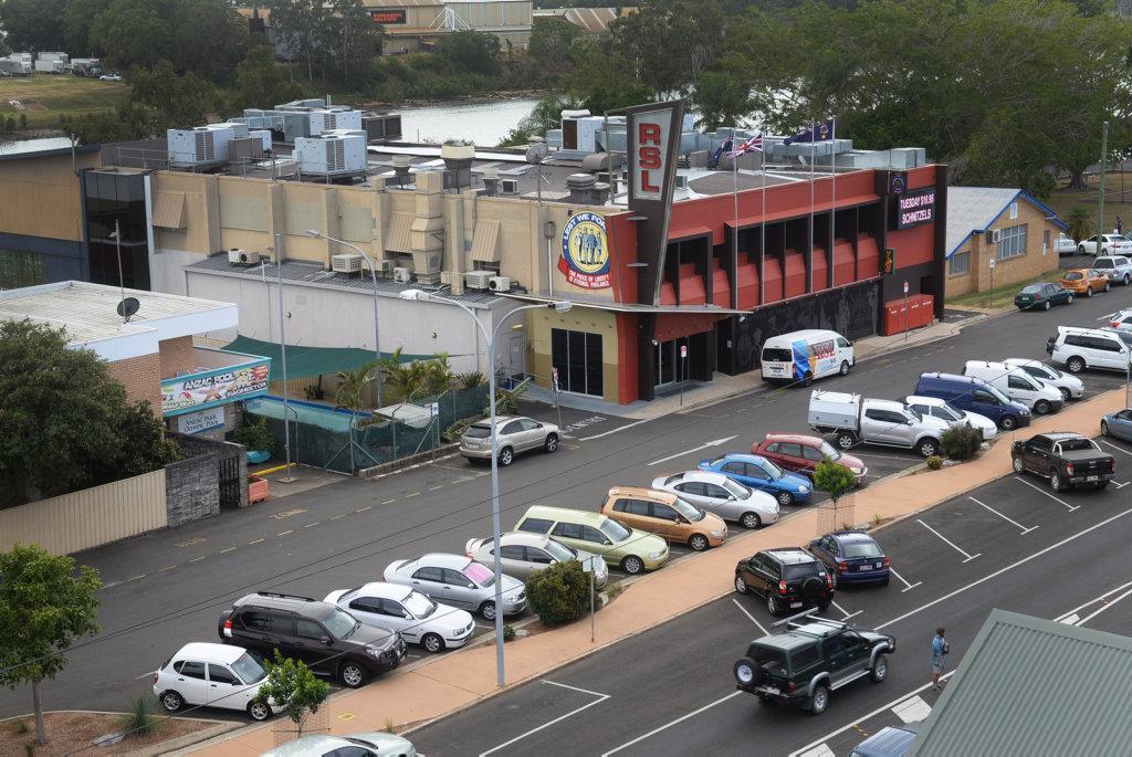 The Bundaberg RSL Club. Photo: Mike Knott / NewsMail