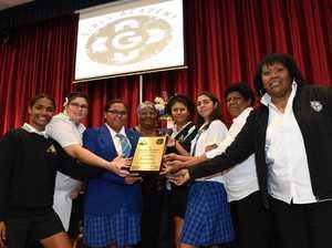 Hervey Bay Girl's Academy Launch