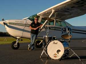 Rock star brings new aviation business to town