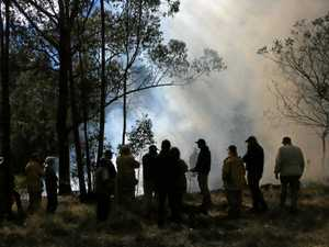 Aboriginal burning teaches ways to heal land, burn off fuel