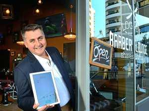 Coast businessman 'risks it all' on cutting-edge app